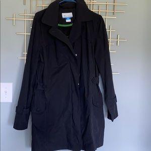 Columbus light weight pea coat